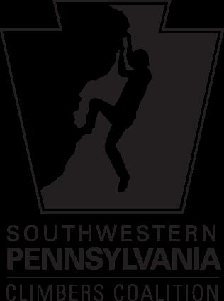 Southwestern Pennsylvania Climbers Coalition Logo